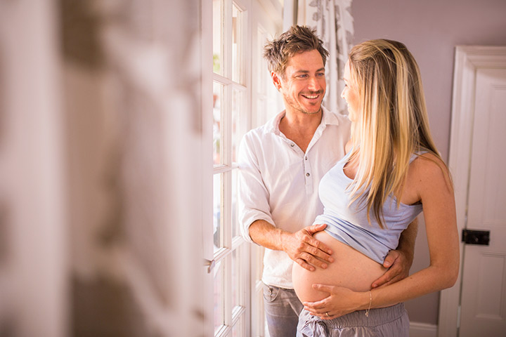 How To Make Your Pregnant Wife Happy