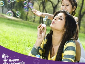 Mommies Here Is Your Chance To Win Cadbury's Gift Hamper On Children's Day