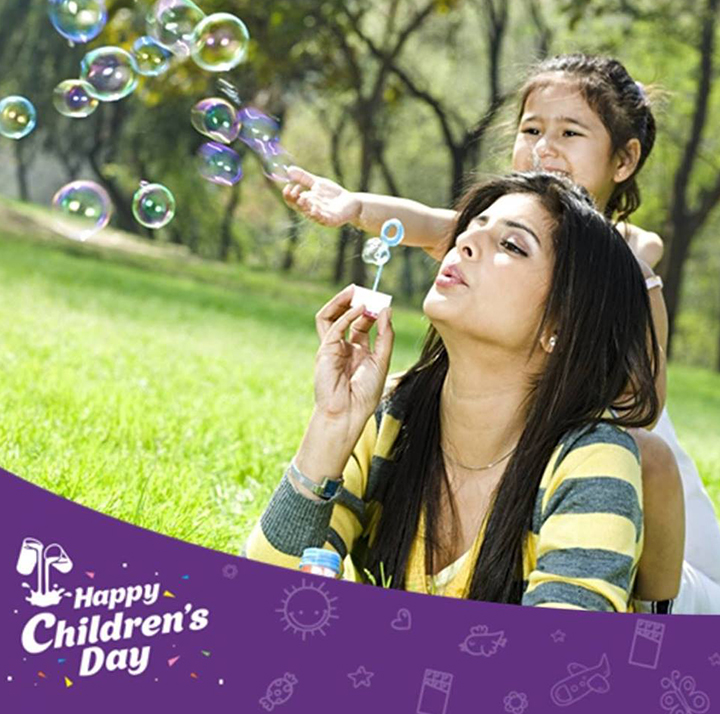 A chance to win Cadbury's gift hampers
