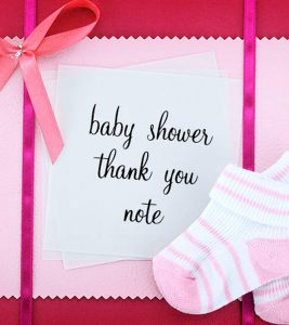 Baby Shower Thank You Notes How To Write And What To Write (With Examples)