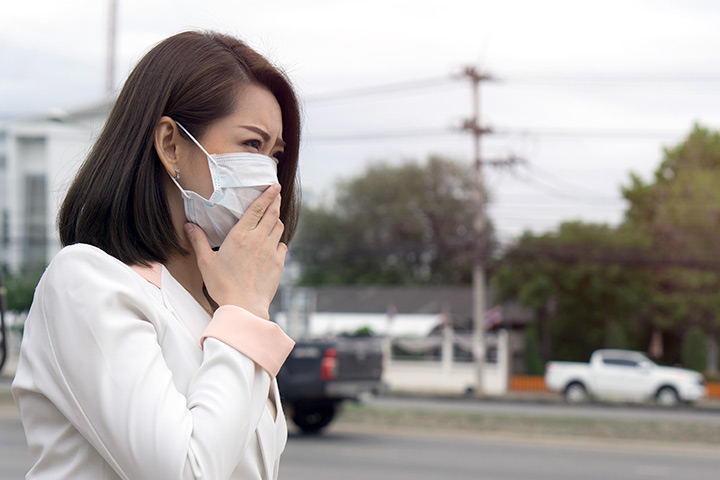 Effects Of Air-Pollution