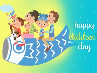 7 Fun Ideas To Celebrate This Children's Day At Home