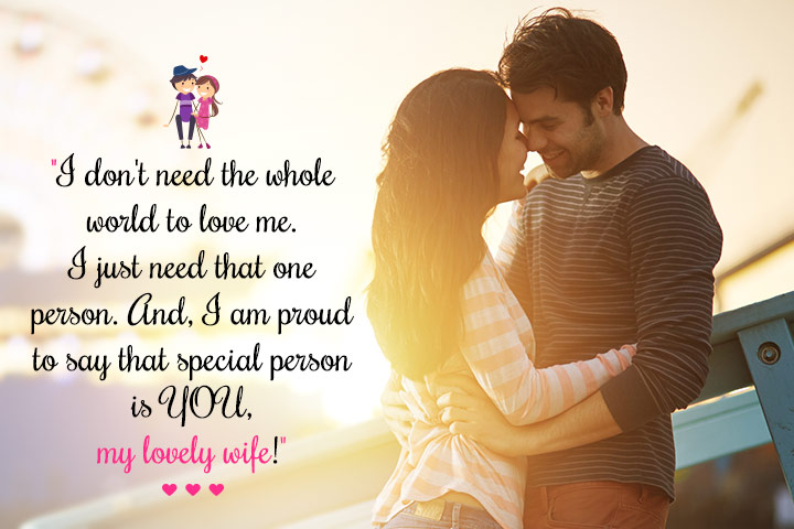 Love Quotes For Wife Amazing 101 Romantic Love Messages For Wife