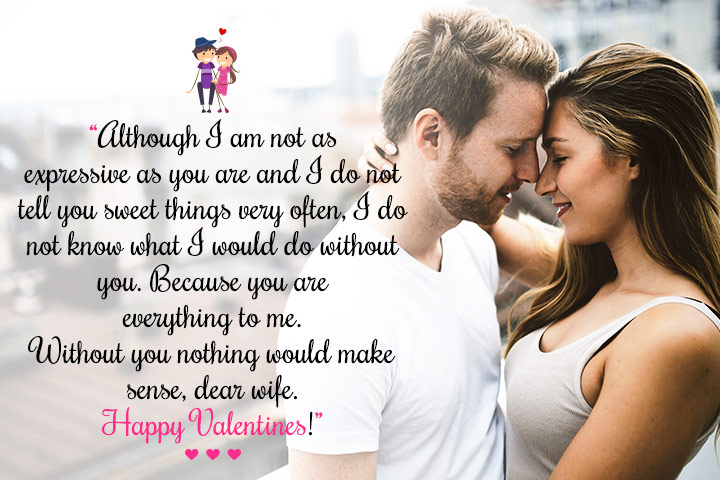 101 romantic love messages for wife