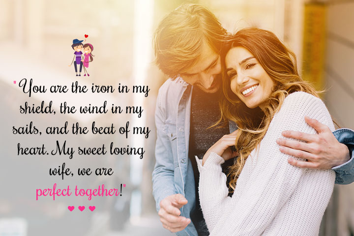 Romantic Quotes From Husband To Wife: 101 Romantic Love Messages For Wife