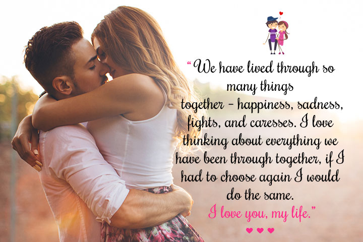 60 Romantic Love Messages For Wife Classy Love Impress Quotes