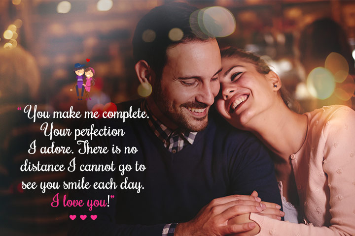 Romantic I Love You Quotes Mesmerizing 101 Romantic Love Messages For Wife
