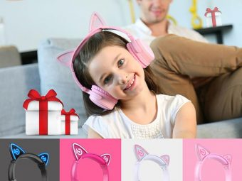MindKoo Unicat Wireless Headphones: Kids' Best Stylish Gift And Companion