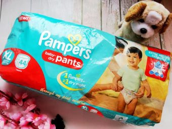 Pampers Dry Pants: Why I Don't Worry About My Baby's Diapers Anymore