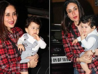 Winter Style: Kareena Kapoor And Taimur Ali Khan Steal The Show Yet Again!
