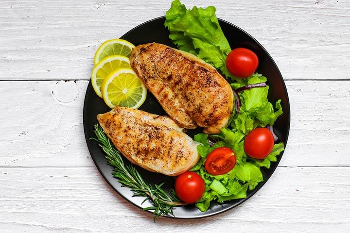 Adequate Diet