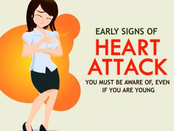 Early Signs Of Heart Attack. Do not ignore these symptoms at all!