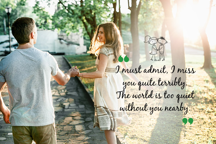 Sad Long Distance Relationship Messages for Her