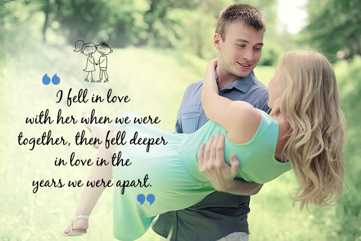 Long Distance Relationship Moving Quotes