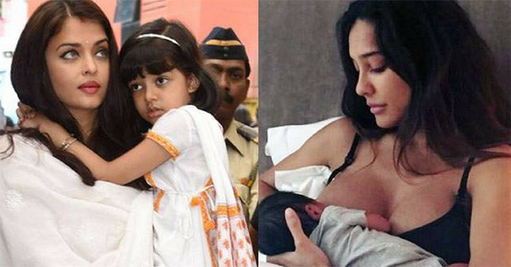 Aishwarya Rai And Lisa Haydon Have A Very Special Message About Breastfeeding!