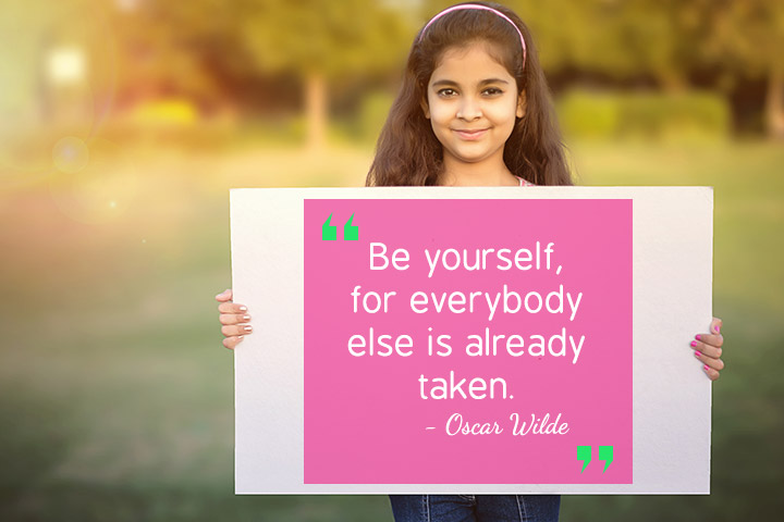 115 Positive Thought For The Day Quotes For Kids