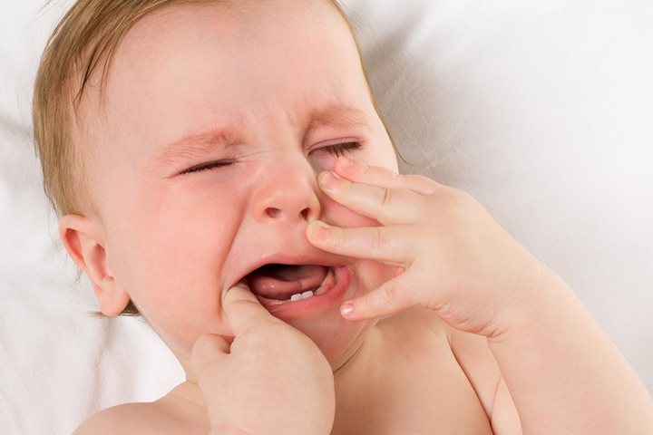 Fever Attributed To Teething