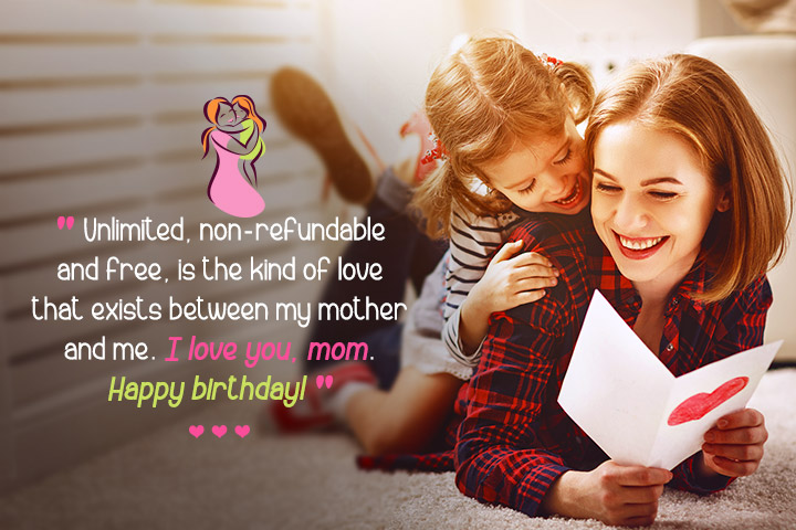 Heartfelt Birthday Wishes To A Mother2