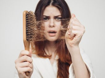 Losing Hair After Delivery? Here's What You Need To Do To GetThat Shine &Bounce Back