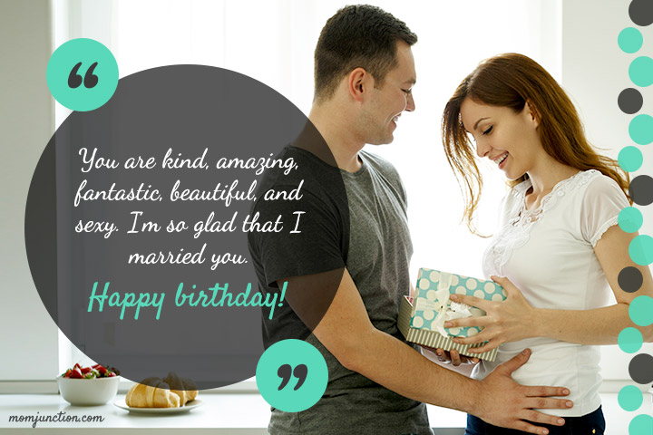 Sweet Birthday Wishes For Your Wife