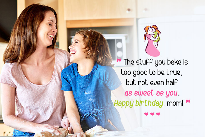 Birthday sayings for mother