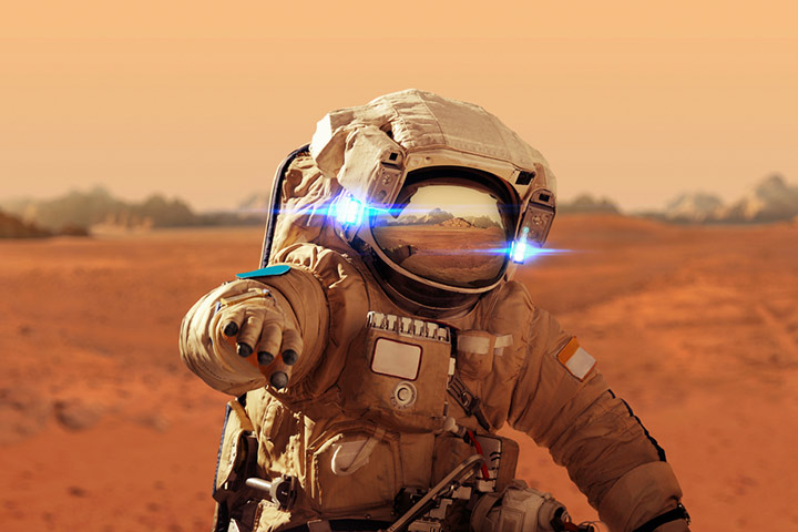 What's Going To Happen If I Get On Mars Without A Space Suit