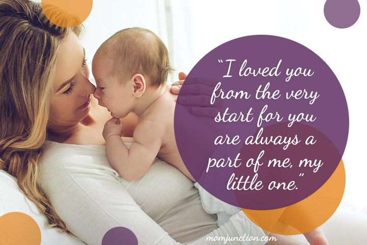 dc01cdab9 91 Best Baby Quotes You Can Dedicate To Your Little One
