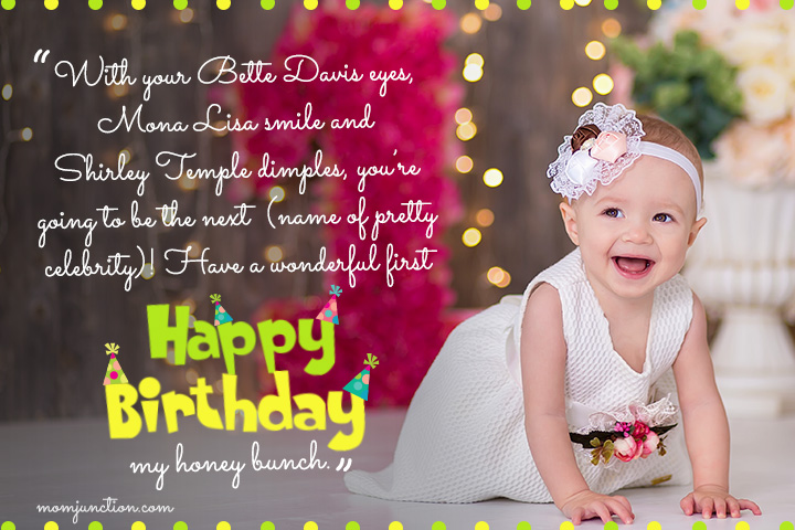 1st Birthday Wishes For Daughter5