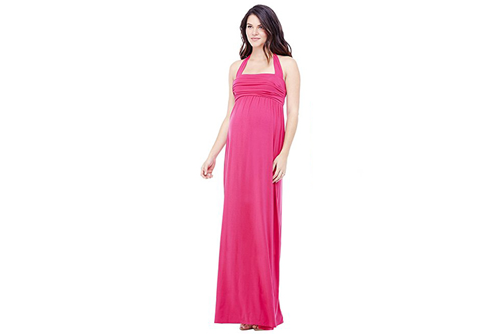 Convertible Maxi Maternity dresses for Baby Shower Party