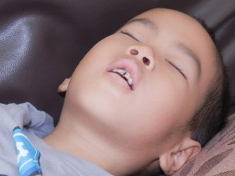 Does Your Child Snore?