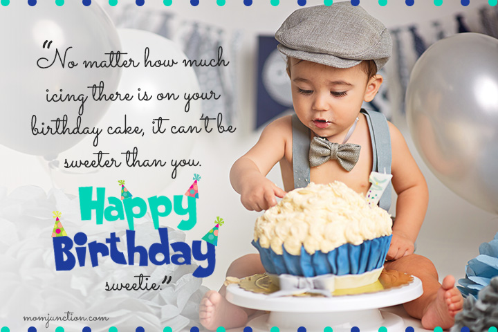 First Birthday Wishes For A Nephew