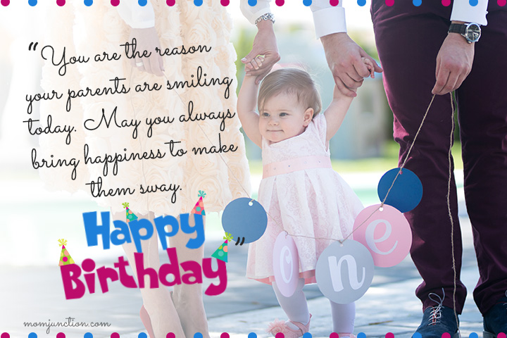 First Birthday Wishes From Guests2