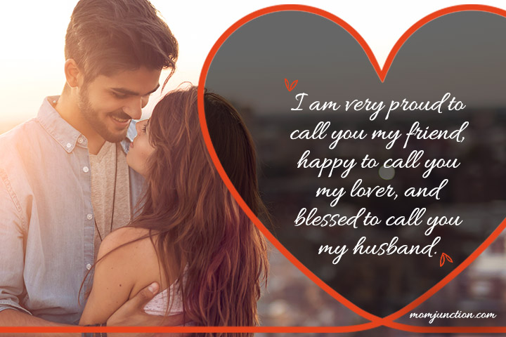 Love Short Quotes for Husband 7