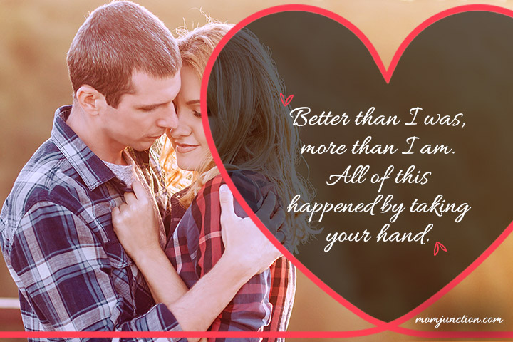 Love Quotes For Husband Stunning 48 Sweet And Cute Love Quotes For Husband MomJunction