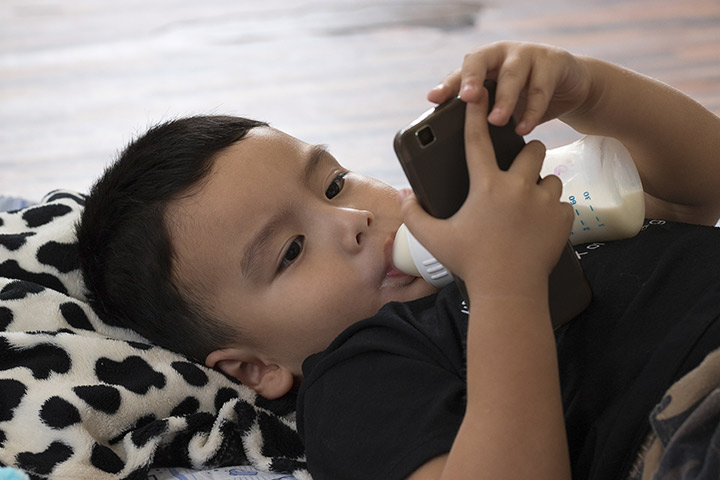 Screen Dependency Disorder Is Real, and It Damages Your Child's Brain3