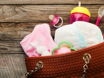 Stylish Diaper Bags For Hands-On New Mothers