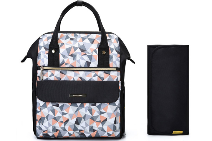 Stylish Diaper Bags For Hands-On New Mothers2