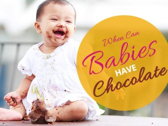 When Can Babies Have Chocolate And Does It Cause Any Problems?