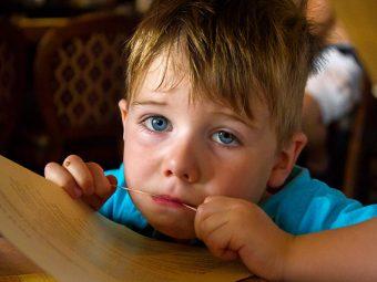 5 Weird Toddler Behaviors (That Are Actually Normal)