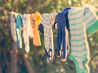 How To Wash Baby Clothes Without Shrinking Them