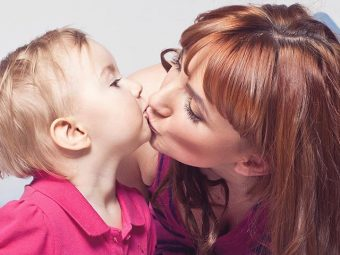 Is It Safe To Kiss Your Baby On The Lips? A Word Of Caution Before You Pucker Up