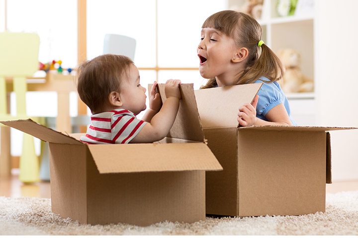 Second-Born Kids Have A Way Different Experience Than First-Born Kids