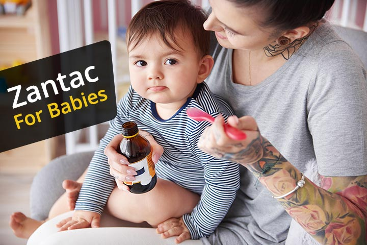 Zantac (Ranitidine) For Babies Its Dosage And Side Effects