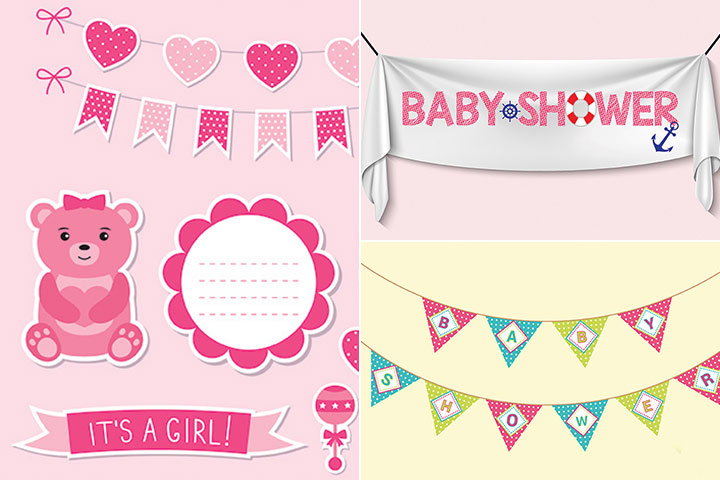 picture about Welcome Baby Banner Free Printable named 11 Eye-catching Child Shower Banner Programs
