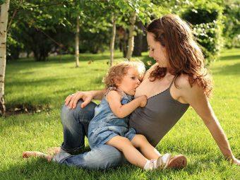 7 Myths About Breastfeeding Older Children