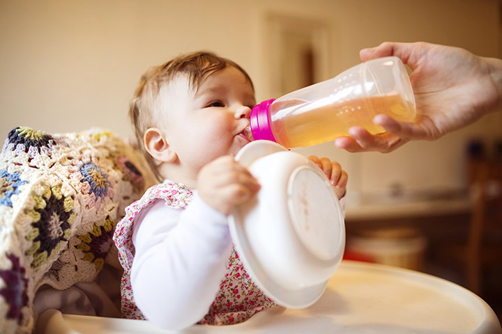 Benefits Of Chamomile Tea For Babies Can It Make An Infant Sleep
