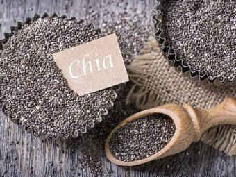 7 Incredible Health Benefits Of Chia Seeds During Pregnancy