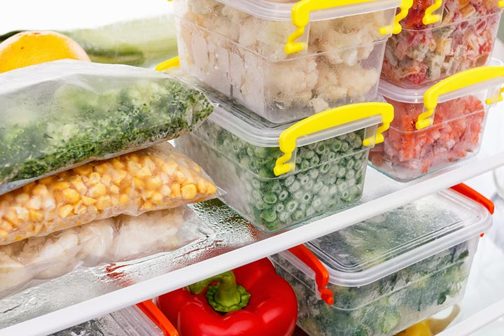 Cook In Bulk And Freeze The Leftovers