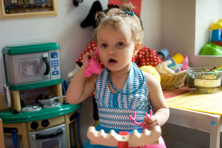 Did You Know That Noisy Toys Can Harm Your Child's Hearing1