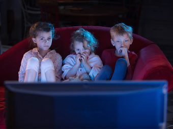 How Does Watching TV Affect Your Child?